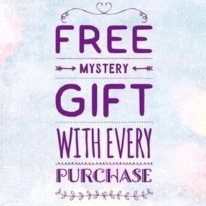 *FREE* SURPRISE ITEM OF CLOTHING WITH PURCHASE